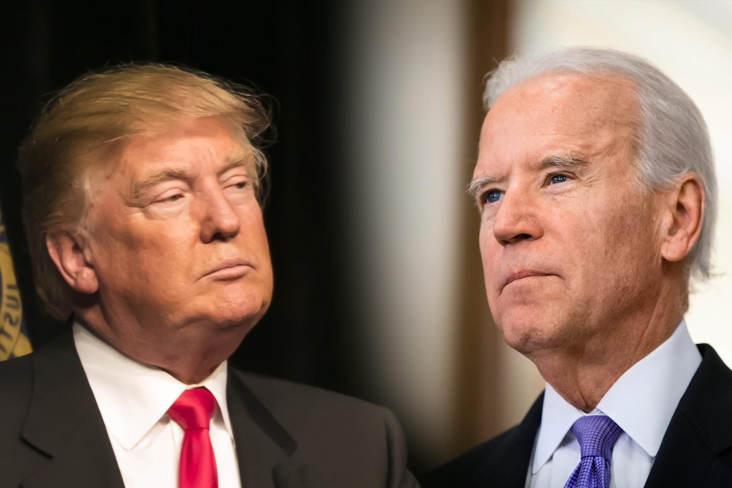 Trump V.S. Biden